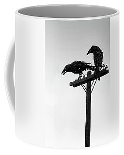 Coffee Mug featuring the photograph Nevermore by Kristin Elmquist
