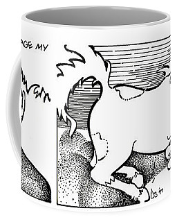 New Appendage Fpi Cartoon Coffee Mug