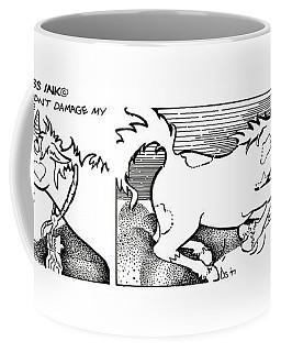 New Appendage Fpi Cartoon Coffee Mug