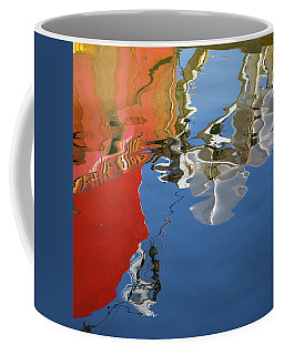 Coffee Mug featuring the photograph New Bedford Waterfront Xxviii Color by David Gordon