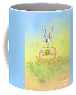 Coffee Mug featuring the digital art New Beginnings by Lois Bryan
