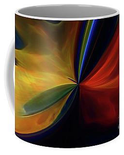 Coffee Mug featuring the digital art New Birth by Margie Chapman