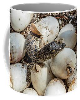 Welcome To The World Coffee Mug