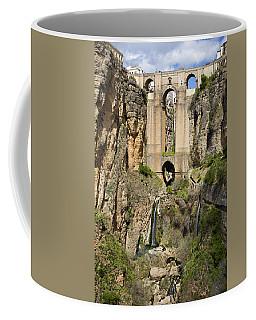 New Bridge In Ronda Coffee Mug