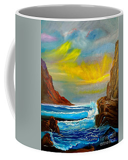 New Day In Paradise Coffee Mug