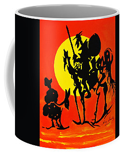 New Don Quixote Coffee Mug