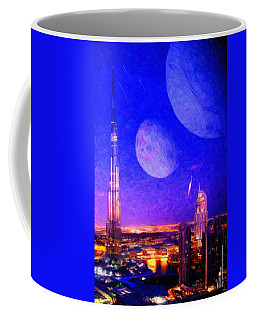 New Dubai On Tau Ceti E Coffee Mug