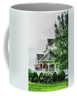 New England Beauty Coffee Mug