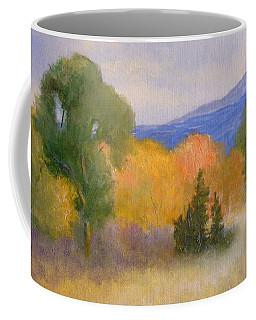 New England Fall Coffee Mug
