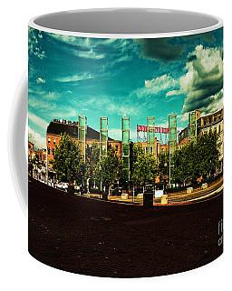 New England Holocaust Memorial, Boston, Massachusetts Coffee Mug
