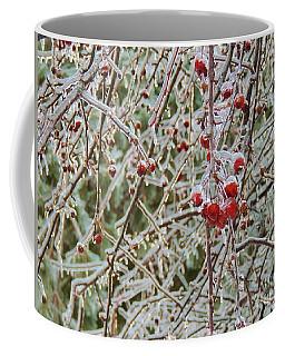 New England Ice Storm Coffee Mug