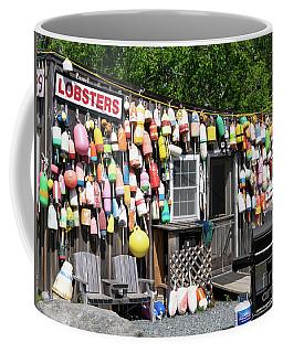 New England Lobster Shack Coffee Mug