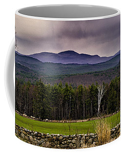 Coffee Mug featuring the photograph New England Spring In Oil by Mark Myhaver
