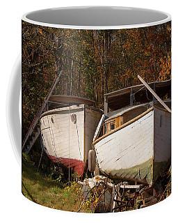 New England Yard Art Coffee Mug