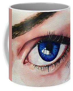 New Eyes Coffee Mug