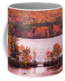 New Hampshire Fall Coffee Mug