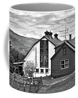 New Hampshire Farm Coffee Mug