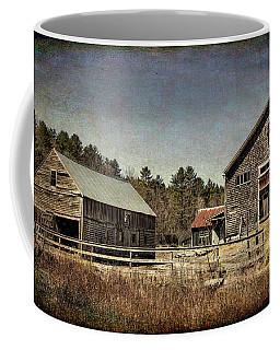 New Hampshire Old Barn  Coffee Mug
