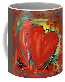New Heart Coffee Mug