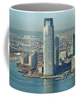 New Jersey Skyline Coffee Mug