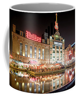 New Life Of Old Power Plant Coffee Mug