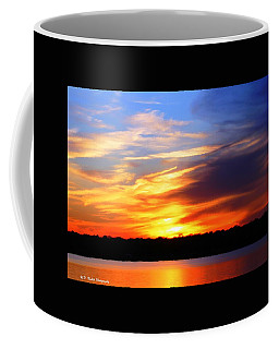 New Longview Sunset Coffee Mug