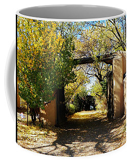 New Mexico Adobe Coffee Mug