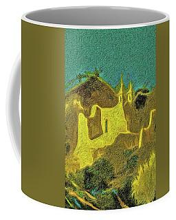 New Mexico Skyline Coffee Mug