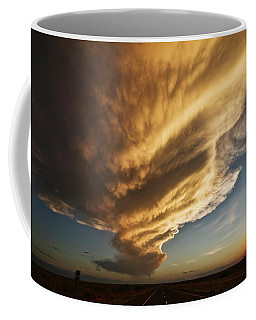 New Mexico Structure Coffee Mug