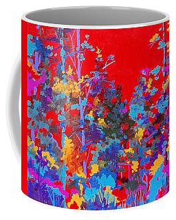 New Mexico Woods Coffee Mug