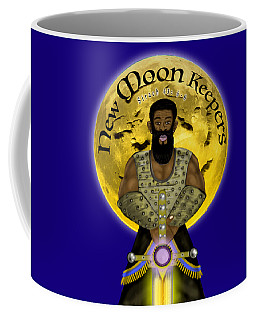 New Moon Keepers Coffee Mug