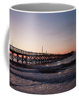 New Moon Pier Coffee Mug