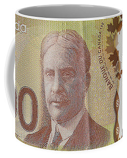 New One Hundred Canadian Dollar Bill Coffee Mug