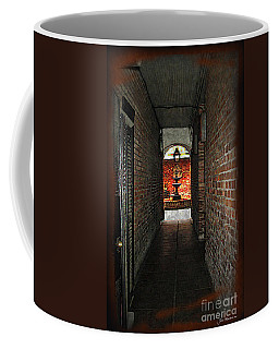New Orleans Alley Coffee Mug