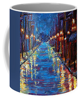 New Orleans Bourbon Street Coffee Mug