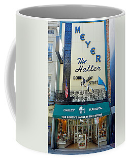 New Orleans Hatter Coffee Mug