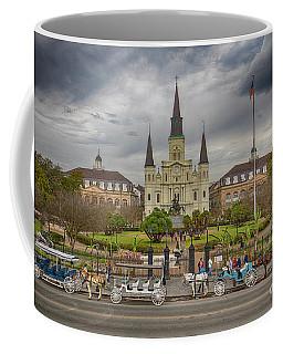 New Orleans Jackson Square Coffee Mug