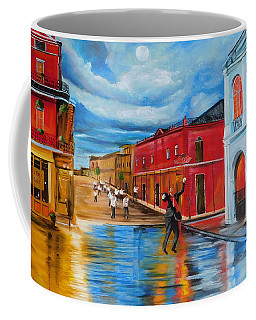 New Orleans Parade Coffee Mug