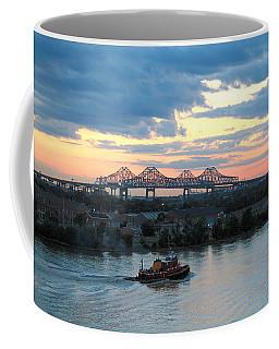 New Orleans Riverfront Coffee Mug