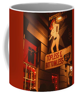 New Orleans Topless Bottomless Sexy Coffee Mug