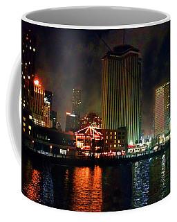 New Orleans Waterfront Coffee Mug