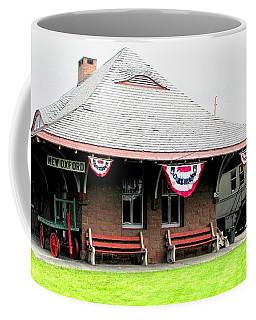 New Oxford Pennsylvania Train Station Coffee Mug