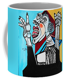 New Picasso  Having A Bad Day Coffee Mug
