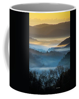 New River Fog Coffee Mug