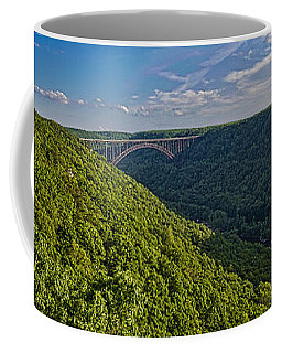 New River Panoramic Coffee Mug