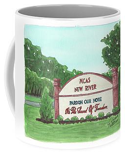New River Welcome Coffee Mug
