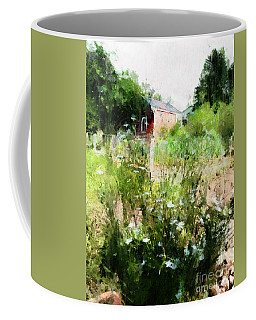 Coffee Mug featuring the photograph New Roots by Claire Bull