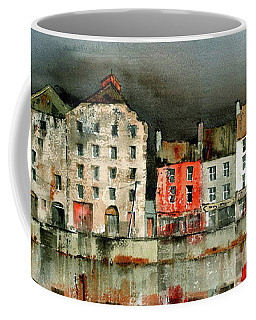 New Ross Quays Panorama Coffee Mug