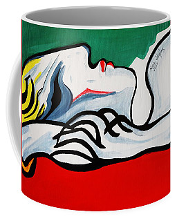 New  The Sleeper Picasso Coffee Mug