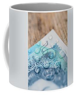 New Uk Five Pound Note Coffee Mug